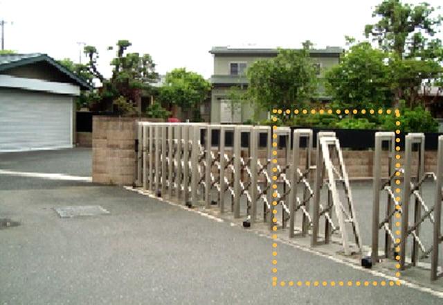 ゲートの交換